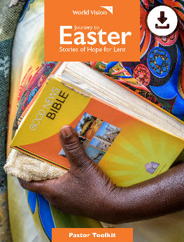 Pastor Toolkit, Journey to Easter