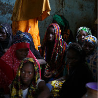 Life frames: A golden moment for water in Mali