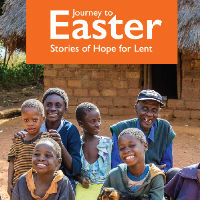Download our FREE Journey to Easter - Stories of Hope for Lent
